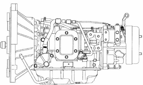 Aisin 450-43LE Tech TipsAisin transmission diagnostics